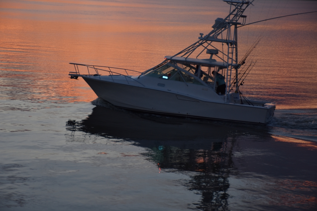 Fishing Downtime on Dauphin Island www.diningwithmimi.com