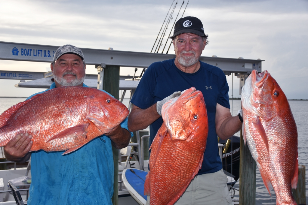 Snapper Downtime on Dauphin Island www.diningwithmimi.com